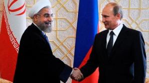 Rohani și Putin