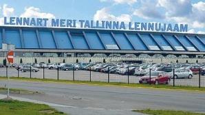AMENINŢARE cu bombă pe aeroportul din Tallinn
