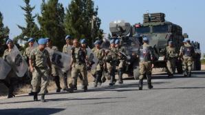 Turcia, operaţiuni în Siria