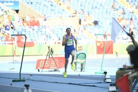 JO 2016. Cum l-a criticat Dorin Chiotea pe Marian Oprea dupa ce atletul a ratat finala la triplusalt