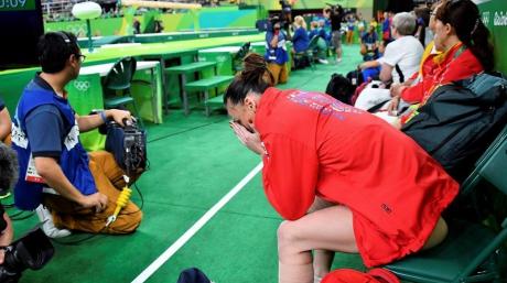 """JO 2016. Catalina Ponor, in lacrimi: """"Am dat unda verde mesajelor dure si negative"""""""