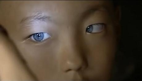 Într-un oraş din sudul Chinei, Dahua, trăieşte un copil ce face parte dintr-o altă rasă umană. Micuţul Nong Yousui are ochi albaştri, cu o sclipire asemeni pisicilor. Citește mai departe...