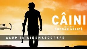 """Thriller-ul """"Câini"""", regizat de Bogdan Mirică, se lansează în cinematografele din România"""