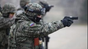 Rusia, exerciții militare în Transnistria