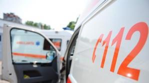 Accident teribil în Cluj. Un TIR a intrat pe contrasens și a lovit o maşină. O persoană a murit