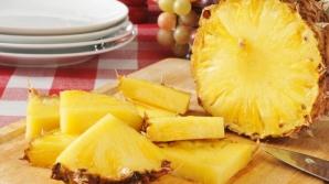 De ce te arde limba după ce mănânci ananas?