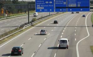 Autostradă în Germania