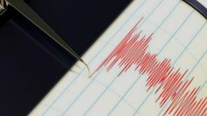 Încă un cutremur în Vrancea, duminică seara