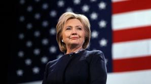 SUA: Hillary Clinton are un avans de 5% față de Donald Trump într-un ultim sondaj