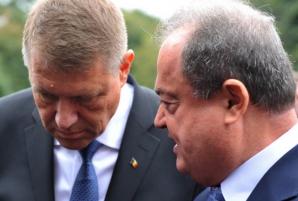 Iohannis: Am vorbit cu Blaga înainte să meargă la DNA