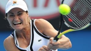 Tenis: Monica Niculescu s-a calificat în sferturile turneului de la Seul