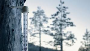 Minus 2,2 grade Celsius la Miercurea Ciuc, o nouă minimă a toamnei