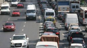 Restricţii în traficul din Capitală, vineri seară şi în weekend, cu ocazia Târgului Bucureştilor