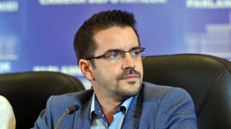 Bogdan Diaconu a esuat: Nu a putut sa infiinteze un grup parlamentar al PRU