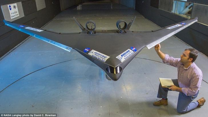 Avion NASA