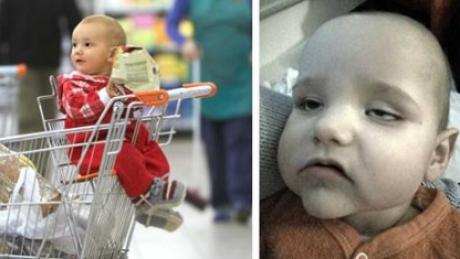 Vivienne Wardrop, o tânără mamă din Australia, a fost nevoită să plece în grabă la cumpărături. Cum nu avea cu cine să-şi lase copilul, aceasta l-a luat pe Logan cu ea. Băieţelul avea doar 10 luni... Citește mai departe...