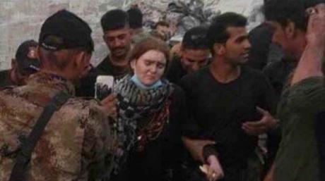 Descoperire şoc într-un tunel folosit de teroriştii ISIS: E murdară şi greu de recunoscut, dar e ea!