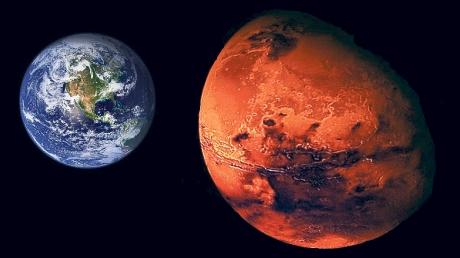 Descoperire uriaşă despre planeta Marte