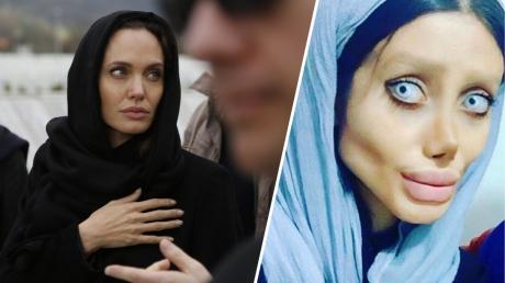 Adolescenta care a făcut 50 de operaţii estetice ca să arate ca Angelina Jolie. Rezultatul e teribil