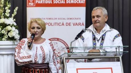 """""""Am fost la nunta Vioricăi Dăncilă. A durat trei zile și trei nopți, în cortul din sat"""""""