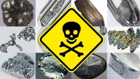 Alarmant. Numărul românilor intoxicați cu metale grele crește masiv. Care sunt motivele