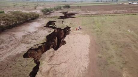 Africa se rupe în două. Se schimbă harta lumii! Anunţul cercetătorilor