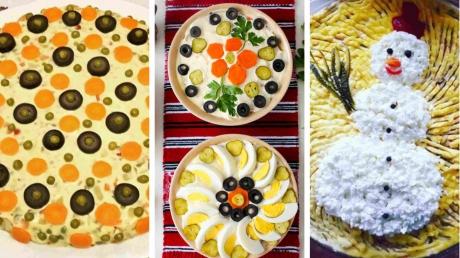 Salata De Boeuf Idei Geniale Pentru A O Decora Arată Senzaţional