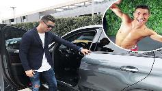 Romanii care l-au innebunit pe Ronaldo! Cand aude melodia lor, nu se mai opreste din dansat! VIDEO