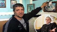 Gestul urias facut de Gigi Becali pentru acest om al strazii! Nu se uita la bani
