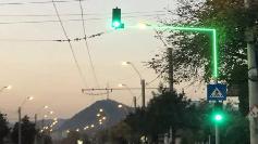 Semafoare SF inaugurate in Piatra Neamt! Exista insa o mare problema