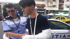 El e ucigasul din Craiova. Ce a postat fiul judecatorilor, imediat dupa accident