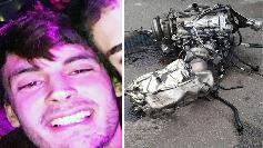 A murit fiul patronului Jumbo la numai 24 de ani! Imagini halucinante cu tragedia