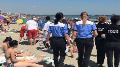 Scene socante pe litoralul romanesc! Politistilor nu le-a venit sa creada ce vad