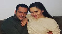 Madalin Ionescu si sotia lui, filmati in mall. Cum era imbracata Cristina Siscanu, gravida in 6 luni