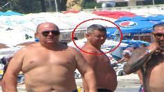 Acest turist a crezut ca nu vede bine! Cum a aparut Serghei Mizil pe plaja!