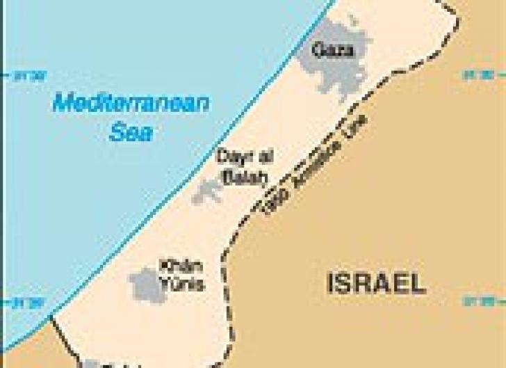 RIPOSTĂ ISRAELIANĂ