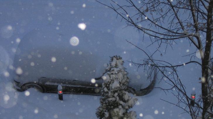 Vin zile de iarnă! PROGNOZA METEO PE TREI ZILE