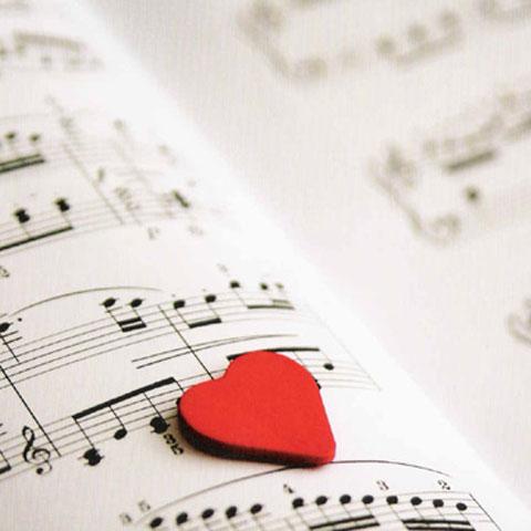 Cele mai frumoase melodii de dragoste din lume