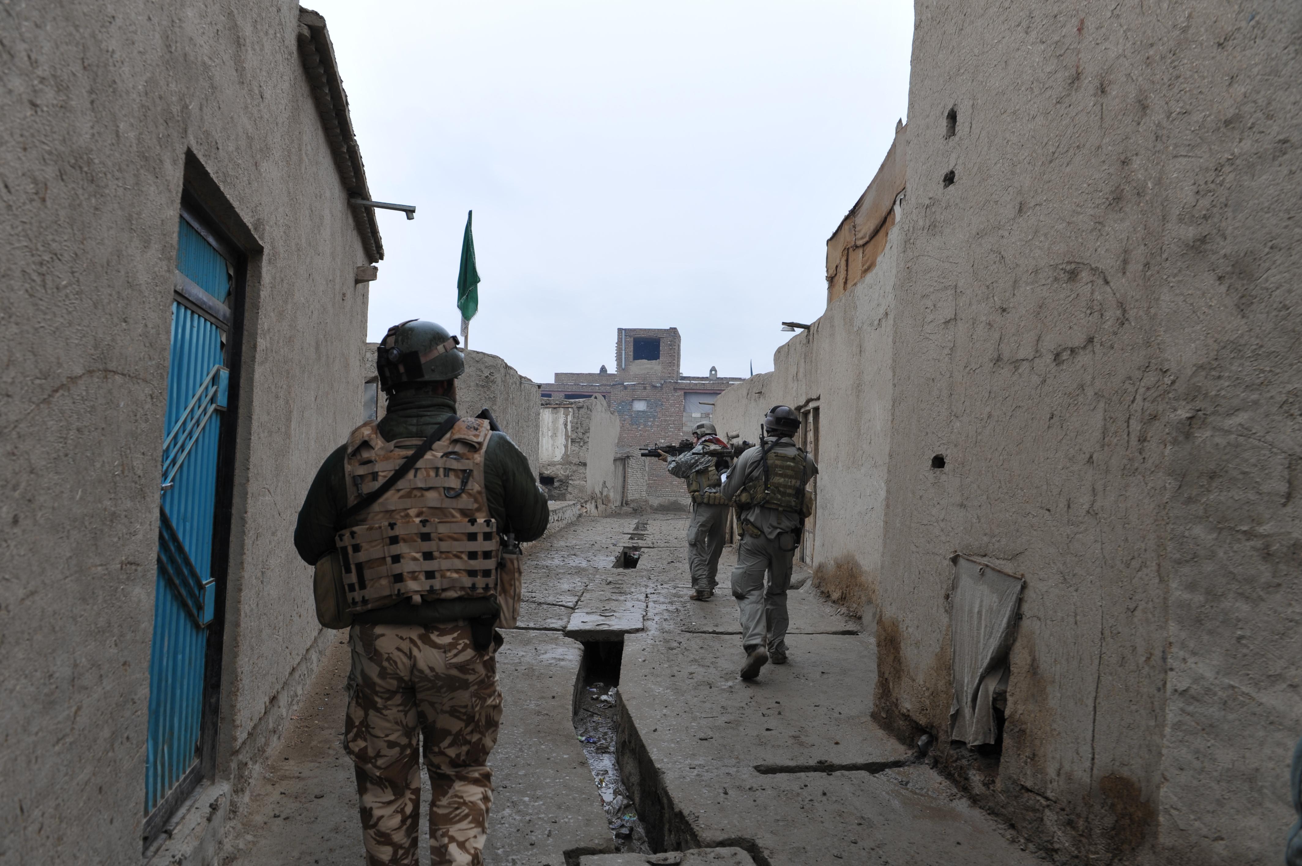 Adelin Petrişor: Afganistan 2009