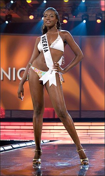 Foto: thesun.co.uk - Miss Nigeria