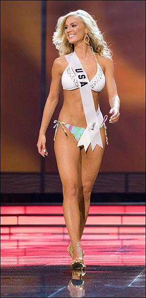 Foto: thesun.co.uk - Miss SUA