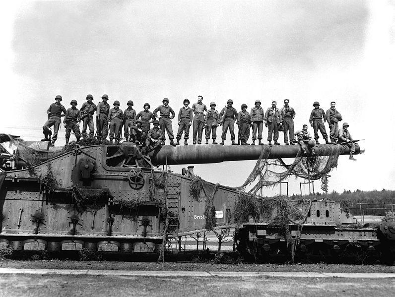 FOTO: Pat. W. Kohl, U.S. Army
