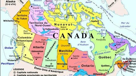 Un Cutremur De 6 6 Grade Magnitudine De Moment S A Produs In Canada