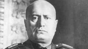 Viitorul ministru de externe vede asemănări între Traian Băsescu şi Benito Mussolini