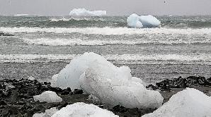 Iceberg lângă Noua Zeelandă
