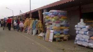 Infracţiuni la un complex comercial din Capitală