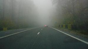 Condiţiile meteo îngreunează traficul pe mai multe drumuri importante / FOTO: www.e-transport.ro