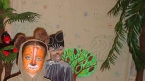 Bal mascat pe 13 deccembrie 2009 în Capitala Bucuriei