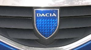 Dacia şi Hyundai au cunoscut cea mai mare creştere a vânzărilor în UE