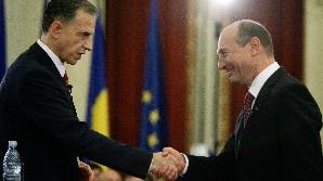 Geoană şi Băsescu